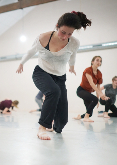 Workshop danse Toulouse